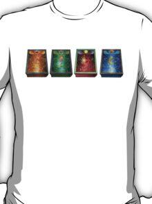 Yu-Gi-Oh Books T-Shirt