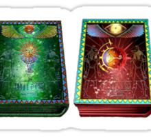 Yu-Gi-Oh Books Sticker