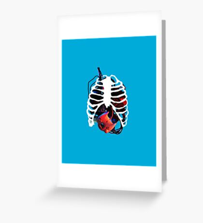 Video Games Keep me Alive Greeting Card