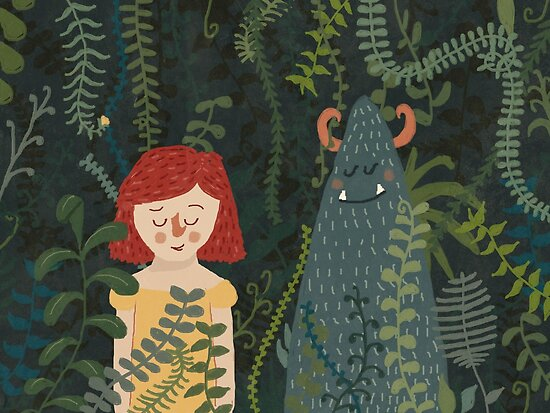 the jungle by Tess Smith-Roberts