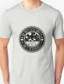 the carpenter - the avett brothers album logo cover Unisex T-Shirt