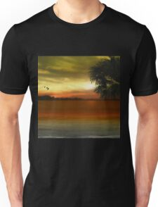 Tropical Serenity Unisex T-Shirt