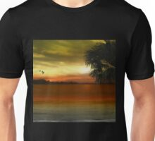 Tropical Serenity Unisex T-Shirt