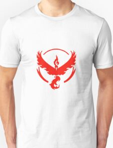 Pokemon Go: Team Valor! Unisex T-Shirt