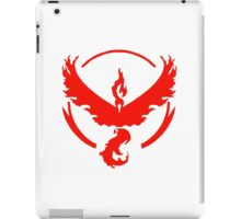 Pokemon Go: Team Valor! iPad Case/Skin