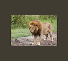 Adult Masai Lion (Panthera leo massaica) Unisex T-Shirt