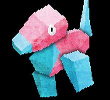porygon by cavia