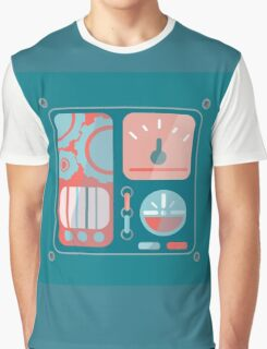 robo Graphic T-Shirt