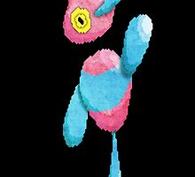 porygon z by cavia