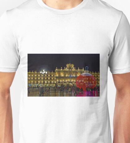 Plaza Mayor, Salamanca. Spain Unisex T-Shirt