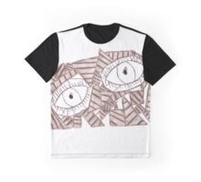 Behind the Wall  Graphic T-Shirt