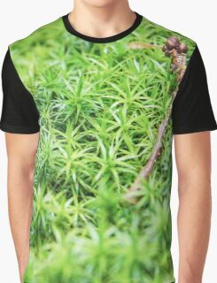 Forest of moss Graphic T-Shirt