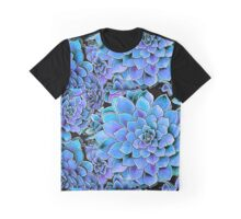 Spring Gems ~ Moonlight Succulents Graphic T-Shirt