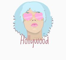 Hollywood - Blue Unisex T-Shirt