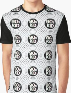 90s Kid Graphic T-Shirt