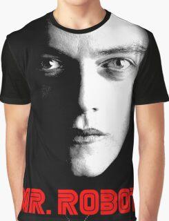 MR. ROBOT Graphic T-Shirt
