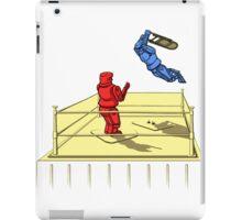 Battlebot Smackdown iPad Case/Skin