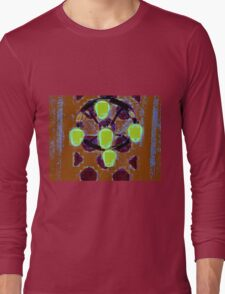 FIVE HANGING LIGHTS Long Sleeve T-Shirt