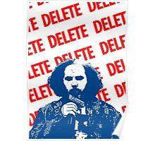 DELETE DELETE DELETE Poster