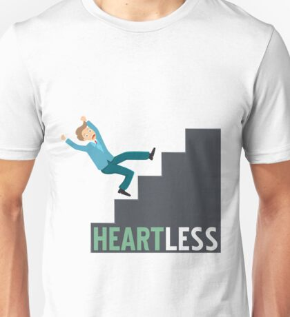 Heartless Unisex T-Shirt