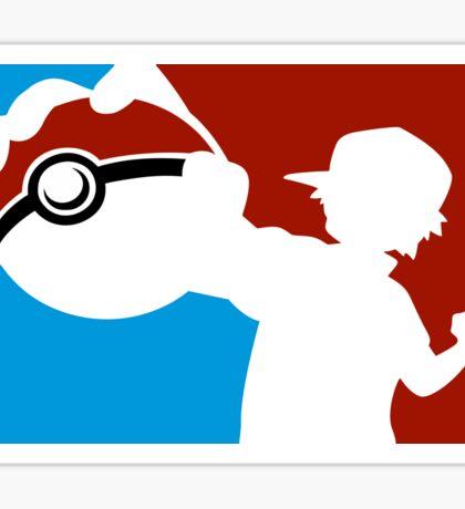 Master League Pokemon Sticker