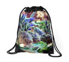 Wisteria Drawstring Bag