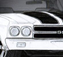 70 Chevelle SS Sticker