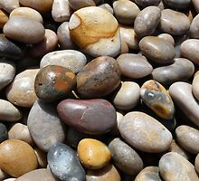 Pebbles 1a by JessicaMWinder