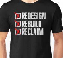 Seth Rollins - Redesign Rebuild Reclaim Unisex T-Shirt