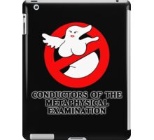 Conductors of the Metaphysical Examination iPad Case/Skin