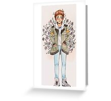 Voltron - LANCE ver.3 Greeting Card