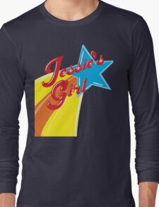 Jessie's Girl Long Sleeve T-Shirt