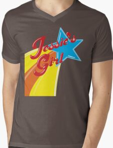 Jessie's Girl Mens V-Neck T-Shirt