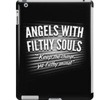 Angels With Filthy Souls iPad Case/Skin