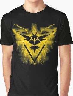 Team Instinct Pokemon Graphic T-Shirt