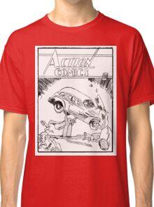 Pengiun Action comics Classic T-Shirt
