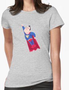 Tiny Hero Womens Fitted T-Shirt