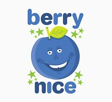 Berry Nice in blue Unisex T-Shirt