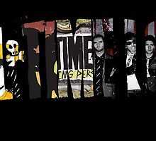 All Time Low logo + albums by RoseLedig
