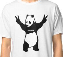 PEACE PANDA Classic T-Shirt
