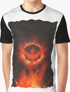 Flame... Graphic T-Shirt