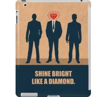 Shine Bright Like A Diamond - Corporate Start-up Quotes iPad Case/Skin