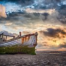 Meols Sunset by LouisSmith1971