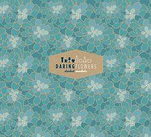 Daring Flowers by Susan Craig
