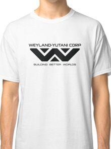 Weyland Yutani - Black Logo Classic T-Shirt