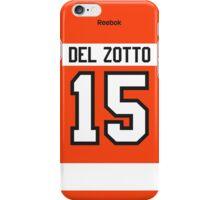 Philadelphia Flyers Michael Del Zotto Jersey Back Phone Case iPhone Case/Skin