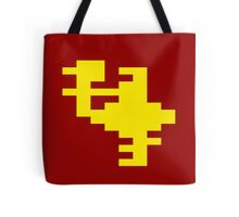 Yellow Joust Tote Bag