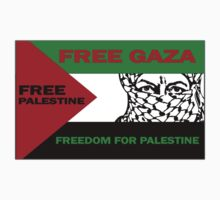 FREE SAFE GAZA PALESTINE G by redbuble2014