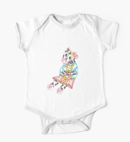 Playtime  One Piece - Short Sleeve