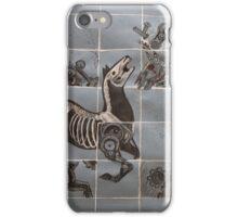 iron horse iPhone Case/Skin